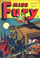 Miss Fury Vol 1 2