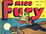 Miss Fury Vol 1 2