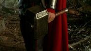 Mjolnir from Marvel's The Avengers 0001