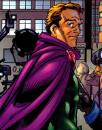 Mysterio (Actor) (Earth-1610) from Ultimate Spider-Man Vol 1 54 001