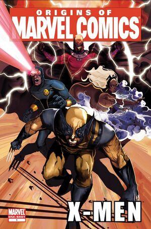 Origins of Marvel Comics X-Men Vol 1 1