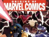 Origins of Marvel Comics: X-Men Vol 1 1