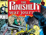 Punisher War Journal Vol 1 3