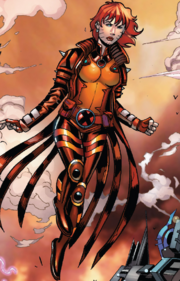 Rachel Summers (Earth-811) from Civil War II X-Men Vol 1 3 001