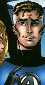 Reed Richards (Earth-6716) from Fantastic Four A Death in the Family Vol 1 1 002