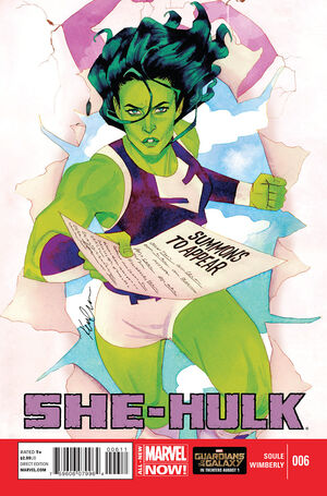 She-Hulk Vol 3 6