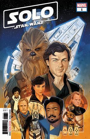 Solo A Star Wars Story Adaptation Vol 1 1