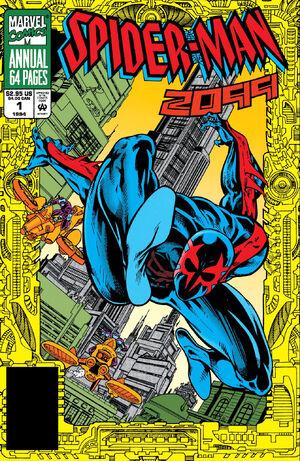 Spider-Man 2099 Annual Vol 1 1