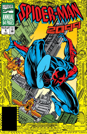 Spider-Man 2099 Annual Vol 1 1