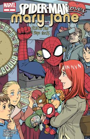 Spider-Man Loves Mary Jane Vol 1 5