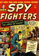 Spy Fighters Vol 1 1