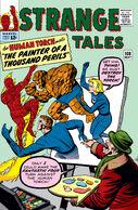 Strange Tales Vol 1 108