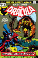 Tomb of Dracula Vol 1 6