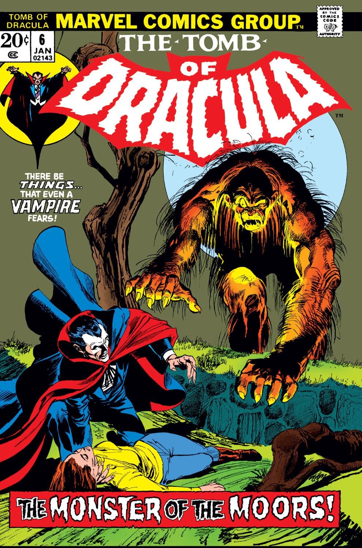 Tomb of Dracula Vol 1 6