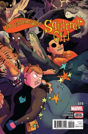 Unbeatable Squirrel Girl Vol 2 19