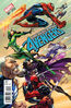 Uncanny Avengers Vol 3 1 Campbell Variant