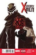 Uncanny X-Men Vol 3 28