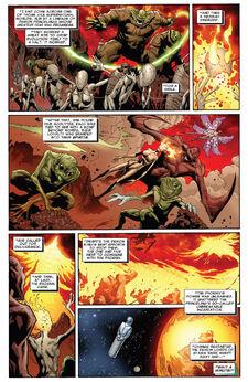 Unit (Earth-616) Phoenix Messiah Uncanny X-Men Vol 2 13