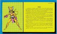 X-Force Vol 1 1 Bonus Sheet 2