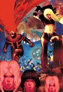 X-Men (Extinction Team) (Earth-616) from X-Men Battle of the Atom Vol 1 1 001