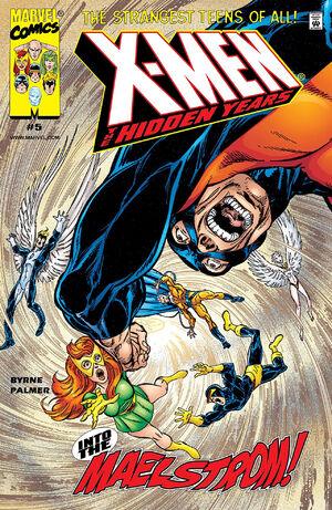 X-Men The Hidden Years Vol 1 5
