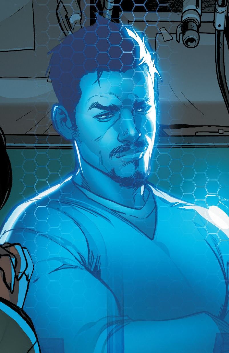 Anthony Stark (Third A I ) (Earth-616) | Marvel Database