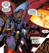 Apocalypse Twins (Earth-616) Uncanny Avengers Vol 1 7