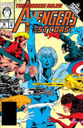 Avengers West Coast Vol 1 96