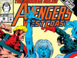 Avengers West Coast Vol 2 96