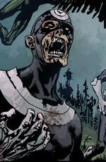 Bullseye (Lester) (Earth-13264) from Age of Ultron vs. Marvel Zombies Vol 1 1 001