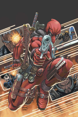 Cable & Deadpool Vol 1 9 Textless