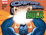 Captain Universe: Incredible Hulk Vol 1