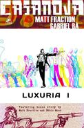 Casanova Luxuria Vol 1 1