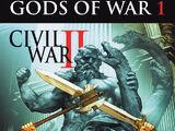 Civil War II: Gods of War Vol 1 1