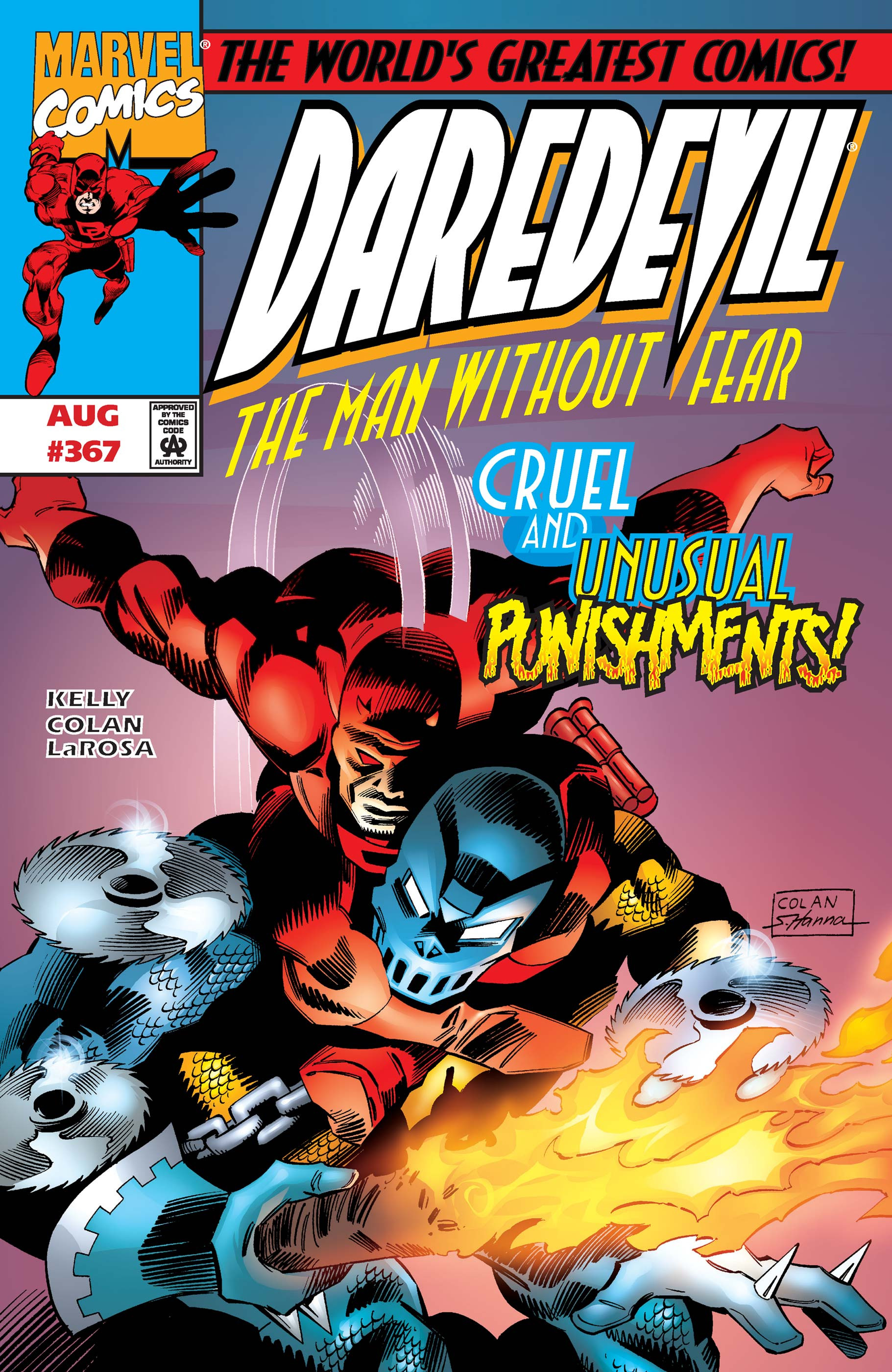 Daredevil Vol 1 367
