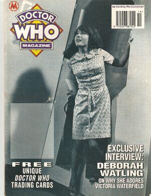Doctor Who Magazine Vol 1 212