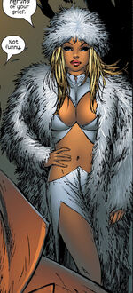Emma Frost (Earth-15104) from New X-Men Vol 1 151 0001