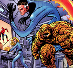 Fantastic Four (Earth-98121) from Spider-Man Chapter One Vol 1 2 001