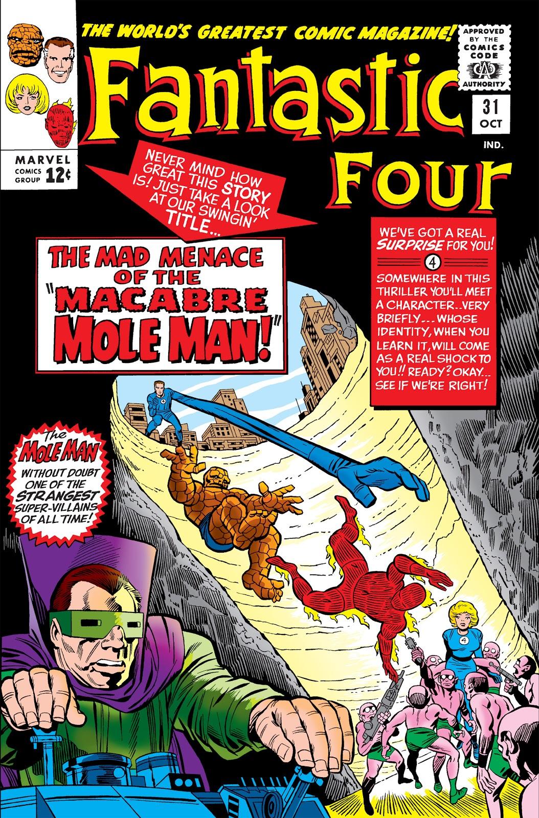 Fantastic Four 1 Stream