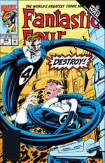 Fantastic Four Vol 1 366