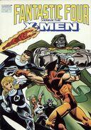 Fantastic Four vs. the X-Men TPB Vol 1 1