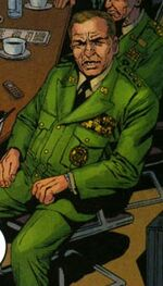 General Martin (Earth-616) from Fantastic Four First Family Vol 1 2 0001