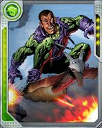 Green Goblin (Construct) (Earth-616) from Marvel War of Heroes 001