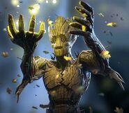 Groot (Earth-TRN670) from Marvel Strike Force 001