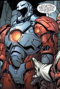 Guardian's Battle-suit from Ultimate X-Men Vol 1 98 0001