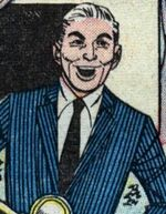 Hopper (Earth-616) from Patsy and Hedy Annual Vol 1 1