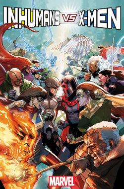 Inhumans vs. X-Men poster 001