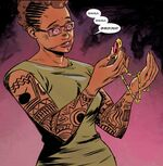 Jennifer Royce (Earth-616) from Power Man and Iron Fist Vol 2 3 0001