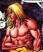 Kevin Plunder (Earth-80827) from New Exiles Vol 1 8 001