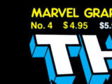 Marvel Graphic Novel Vol 1 4